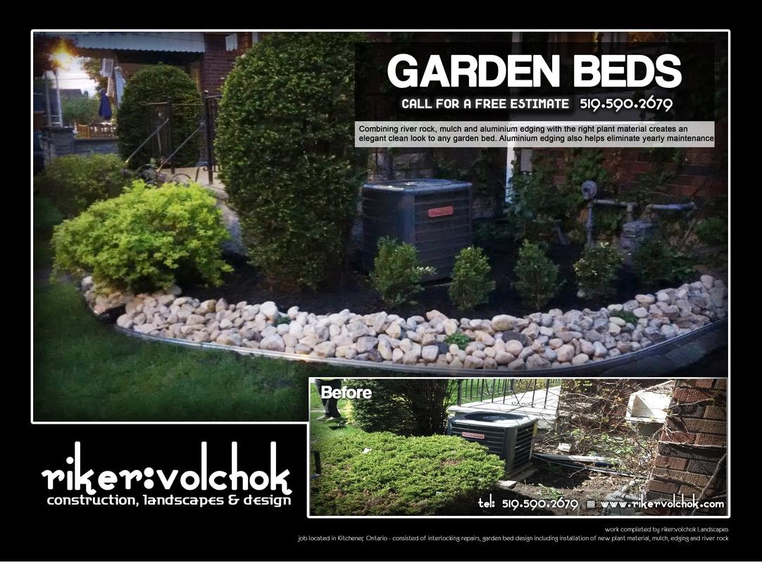 Garden Centre Kitchener Garden Beds Rikervolchok Construction Landscapes Design