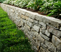 Kitchener Waterloo Cambridge retaining walls by riker volchok construction