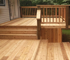 Kitchener Waterloo Cambridge decks by riker volchok construction